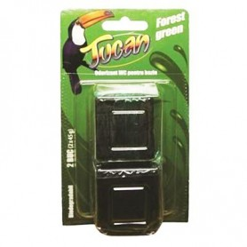 Tucan Odorizant Wc Pastile Forest Green 2*45G