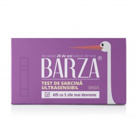 Test Sarcina Barza Strip (Banda) Ultra Sensitive