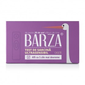 Test Sarcina Barza Card (Caseta) Ultra Sensitive