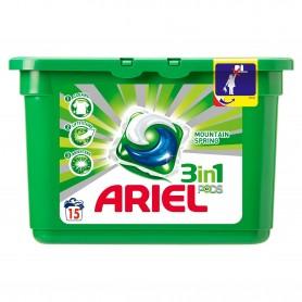 Ariel Gel Capsule Pods Mountain Spring 15*29.9Ml