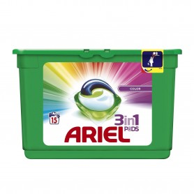Ariel Gel Capsule Pods Color 15*28Ml