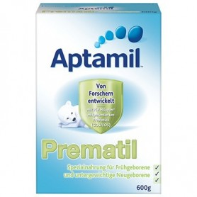 Aptamil Prematil Lapte Praf Prematuri 600G