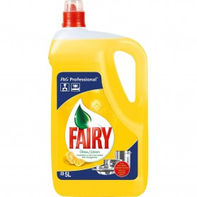 Fairy Professional Lemon 5L