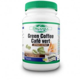 GREEN COFFEE EXTRACT 180CPS CAFEA VERDE
