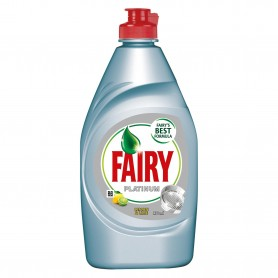 Fairy Platinum Lemon&Lime 430Ml