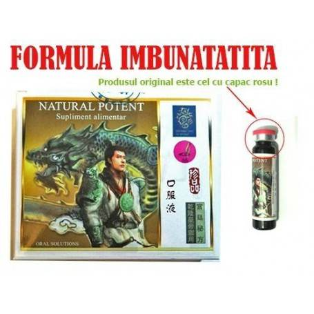 Natural Potent 4 Fiole