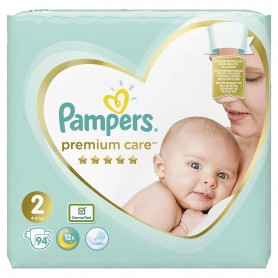 Scutece Pampers Premium Care 2 Jumbo Pack 94 Buc