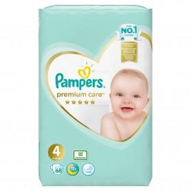 Scutece Pampers Premium Care 4 Jumbo Pack 68 Buc