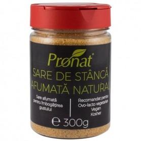 Sare de Stanca Afumata Natural Pronat - 300 g