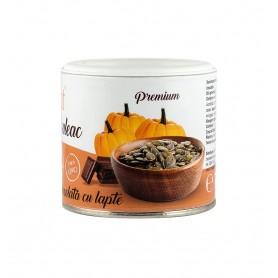 Seminte de Dovleac Decojite si Prajite Cu Ciocolata cu Lapte PRONAT - 70g