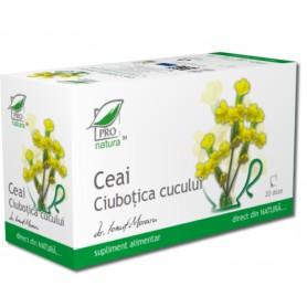 Ceai de Ciubotica Cucului Medica - 20 doze