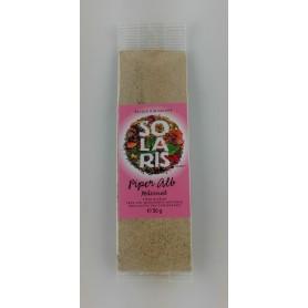 Condiment Piper Alb Macinat Solaris - 30 g