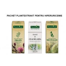 Pachet Pentru Hiperuricemie Plantextrakt