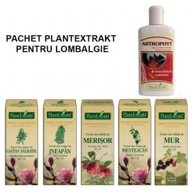Pachet Pentru Lombalgie Plantextrakt