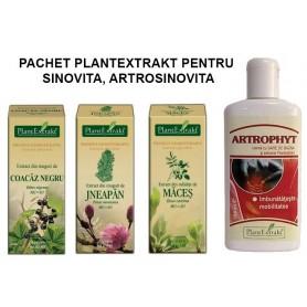 Pachet Pentru Sinovita Artrosinovita Plantextrakt