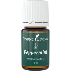 Ulei Esential Peppermint Young Living - 5 ML