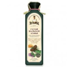 Balsam Dens pe Baza de Apa de Gheata cu 17 Plante Siberiene Pentru Par Subtire - 350 ML