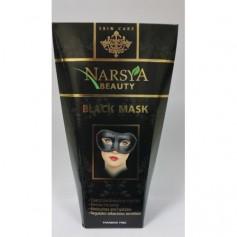 Masca Peel-Off Purifianta pentru Puncte Negre si Pori Dilatati cu Carbune Activ Black  - 100 ML
