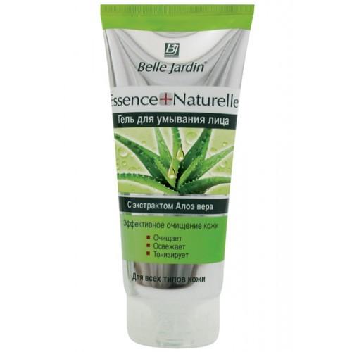 Gel de Curatare Faciala cu Extract de Aloe Vera - 200 ML