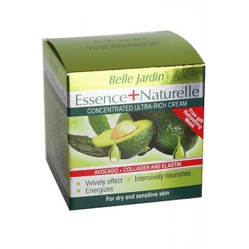 Crema Ultranutritiva cu Ulei de Avocado Pentru Ten Uscat - 50 ML