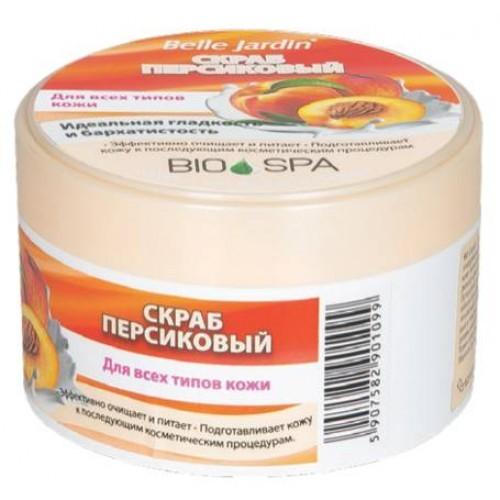Scrub Exfoliant Purificator cu Extract de Piersica - 200 ML