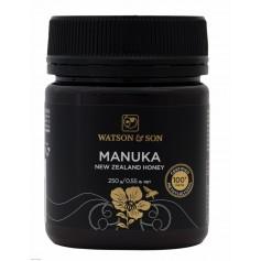 Miere de Manuka MGO 100 ( UMF 5+) 250 gr Watson & Son