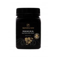 Miere de Manuka MGO 100+ ( UMF 5+) 500 gr Watson & Son