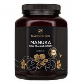 Miere de Manuka MGO 100+ ( UMF 5+) 1 kg Watson & Son