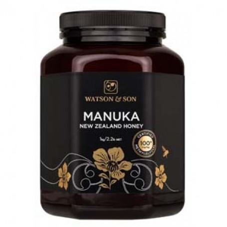Miere de Manuka MGO 100+ ( UMF 5+) 1 kg Watson & Son pret ieftin
