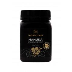 Miere de Manuka MGO 200+ (UMF 8+) 500 g Watson & Son