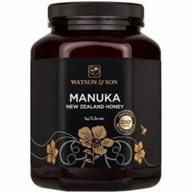 Miere de Manuka MGO 200+ ( UMF 8+) 1 kg Watson & Son