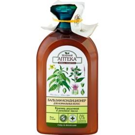 Balsam Pentru Par Normal cu Extract de Urzica si Ulei de Brusture - 350 ML