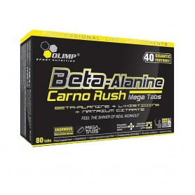 Beta-Alanine Carno Rush 80 Tablete