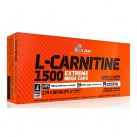 L-Carnitine 1500 Mega Caps 120 Capsule