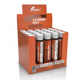 L-Carnitine 3000 Extreme Shot 20 Fiole