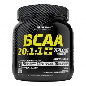 Bcaa Xplode Powder 20:1:1 500G