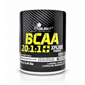 Bcaa Xplode Powder 20:1:1 200G