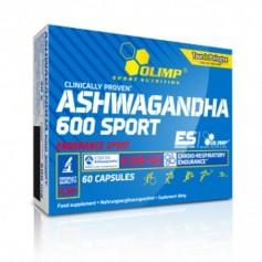 Ashwagandha 600 Sport Edition 60 Capsule