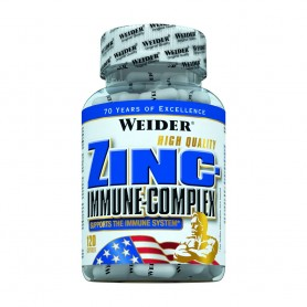 Zinc Immune Complex 120 cps