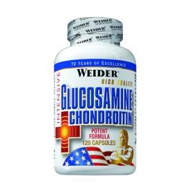 Glucozamina, Condroitina, Msm, 120 cps