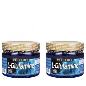 L-Glutamine Pack Duo 2X300G Promo