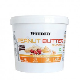 Protein Peanut Butter Smooth 1Kg
