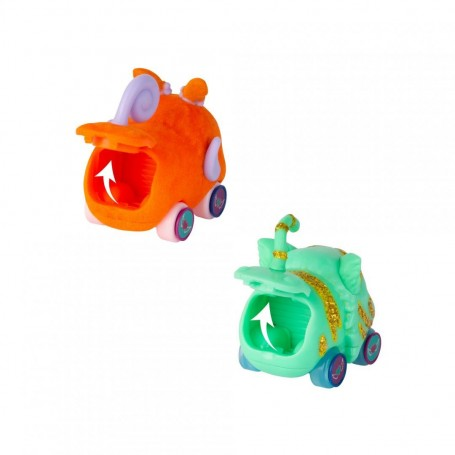 Ritzy Rollerz- Set 2 Vehicule, Gabby Și Cireșica