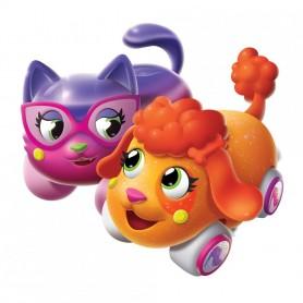 Ritzy Rollerz- Set 2 Vehicule, Helena Și Penelope