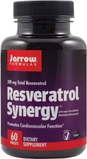 resveratrol synergy 200 mg 60 tbl