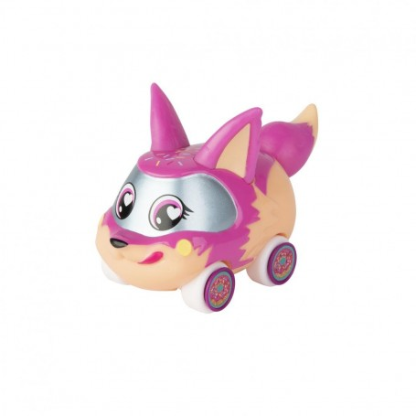 Ritzy Rollerz-Vehicul, Vulpița Dani