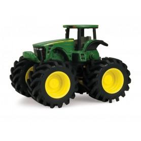 Tractor Cu Anvelope Flexibile