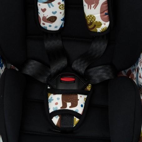 Scaun Auto Isofix 9-36 Kg Forest U708-Fr