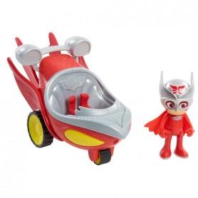 Bufni Planorul si Bufnita, Speed Booster