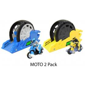Amplifiers, Motocicleta Si Lansator